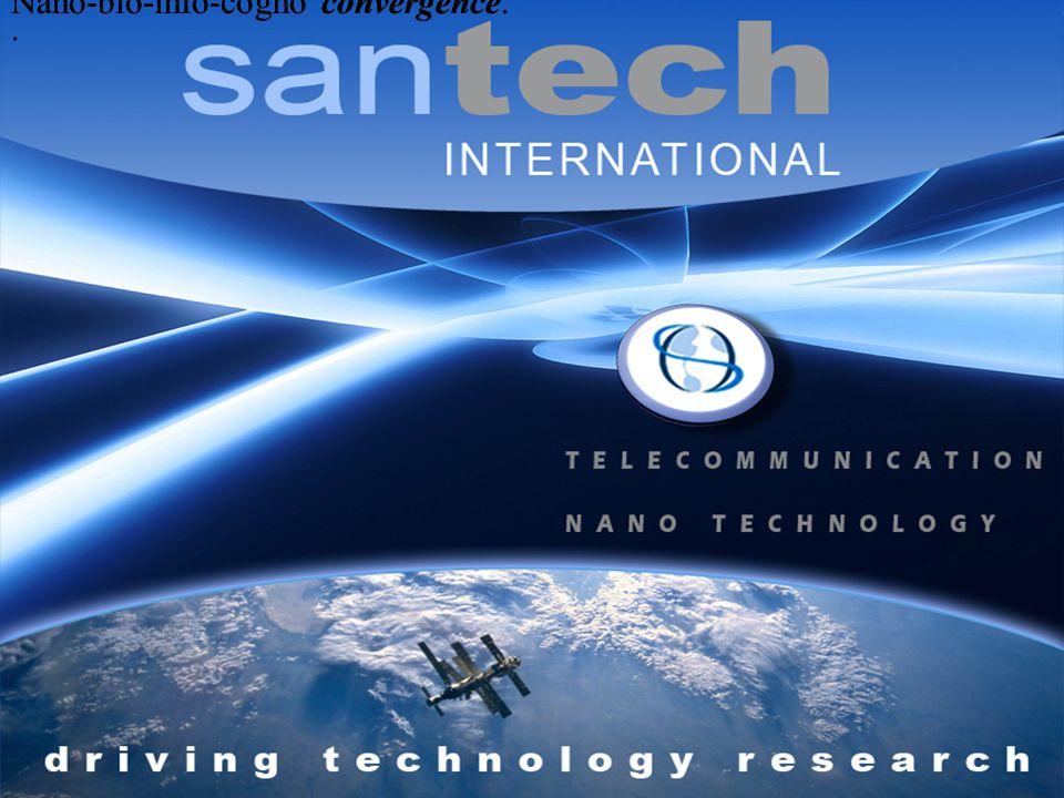 Nano-bio-info-cogno convergence..