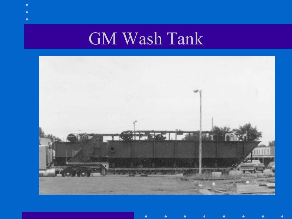 GM Wash Tank