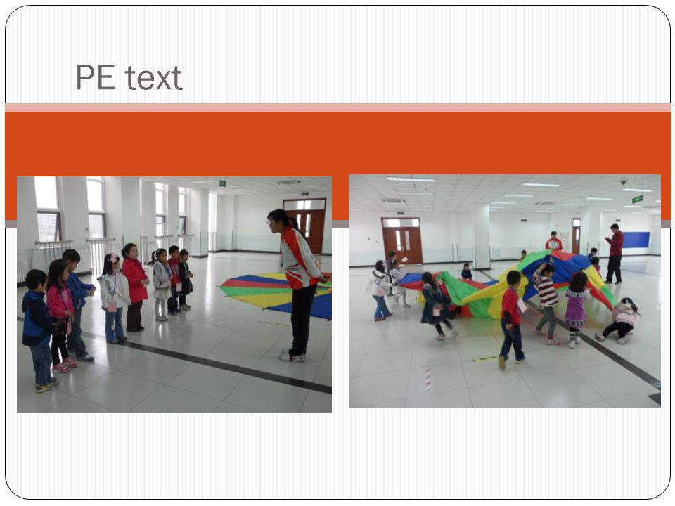 PE text