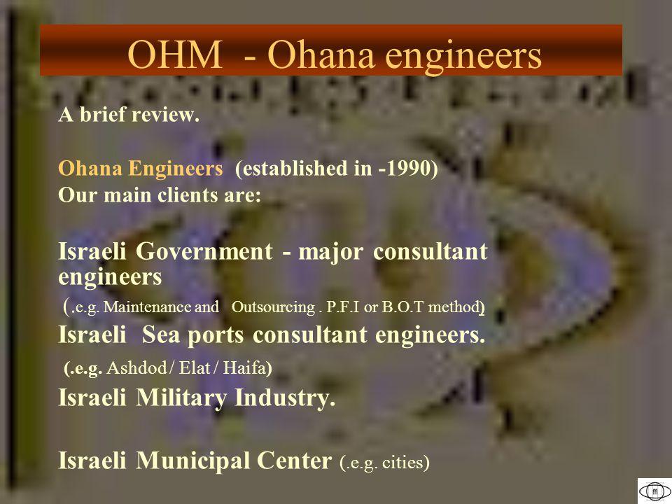 ISO TQM OHM MRO Solution& improvement