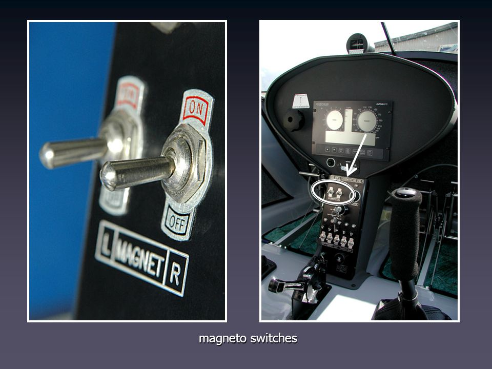 magneto switches