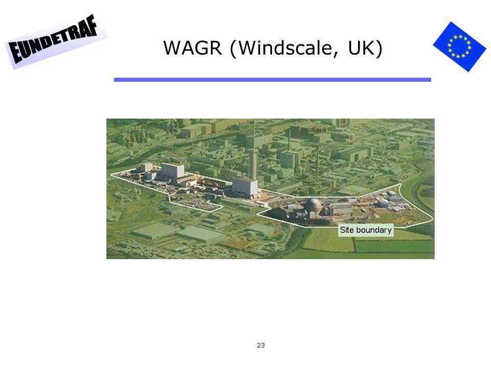 23 WAGR (Windscale, UK)