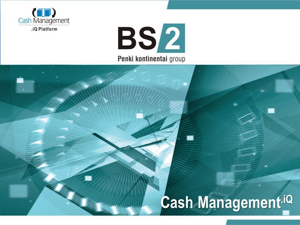 CashManagement.iQ Cash Management.iQ