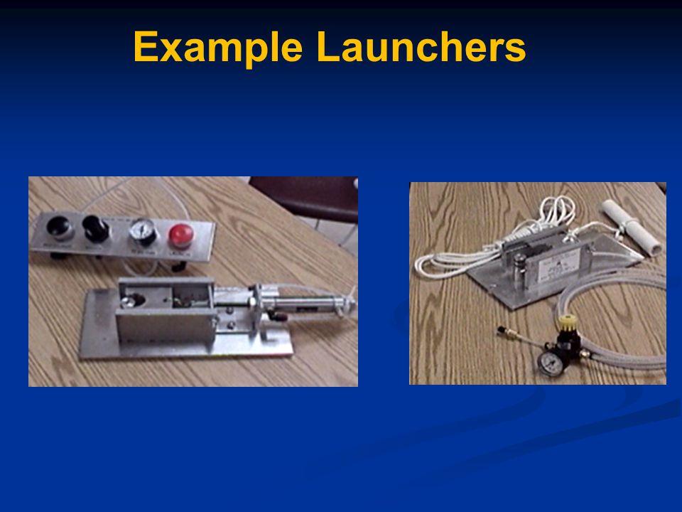 Example Launchers