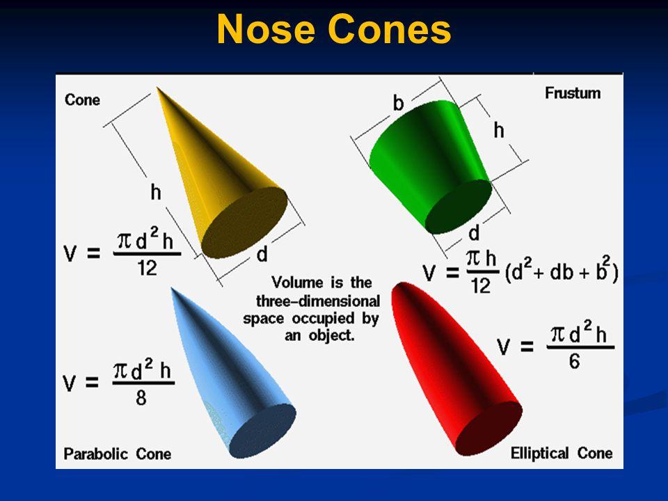 Nose Cones