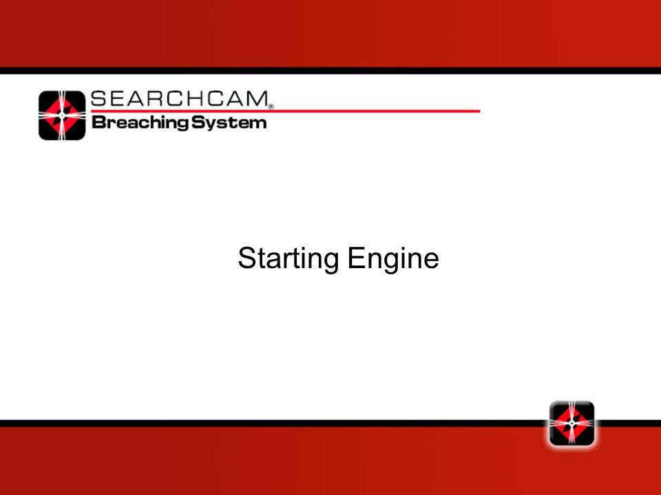 Starting Engine