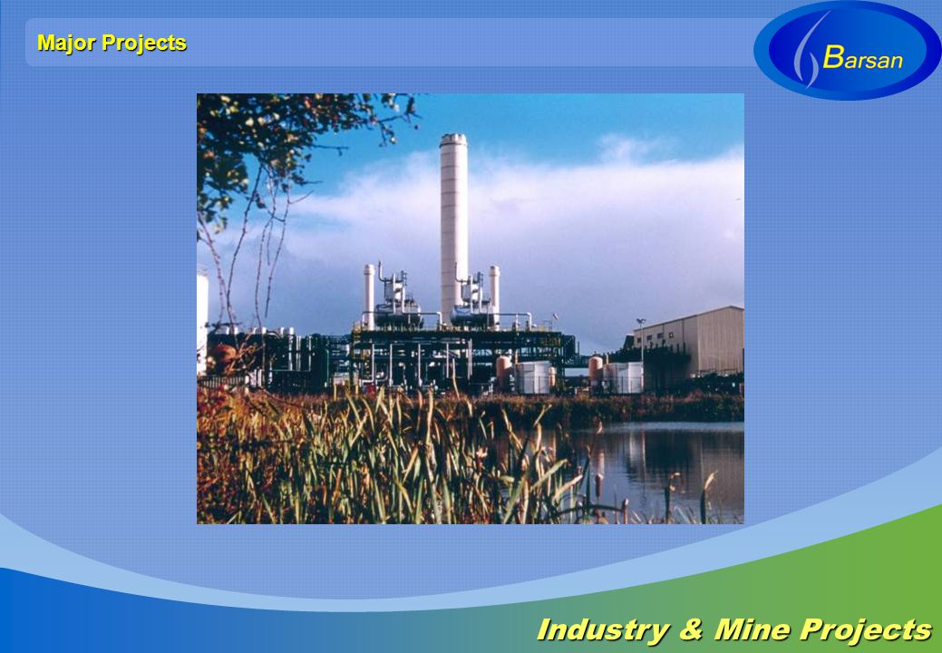 Major Projects Industry & Mine Projects