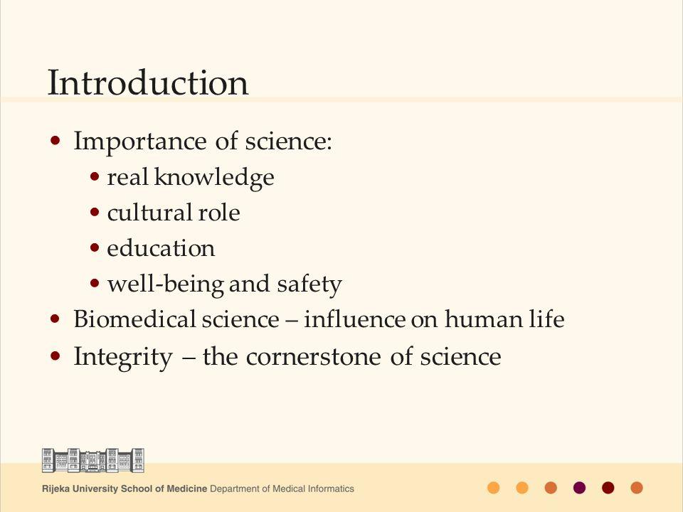 Scientific misconduct Fabrication Falsification Plagiarism
