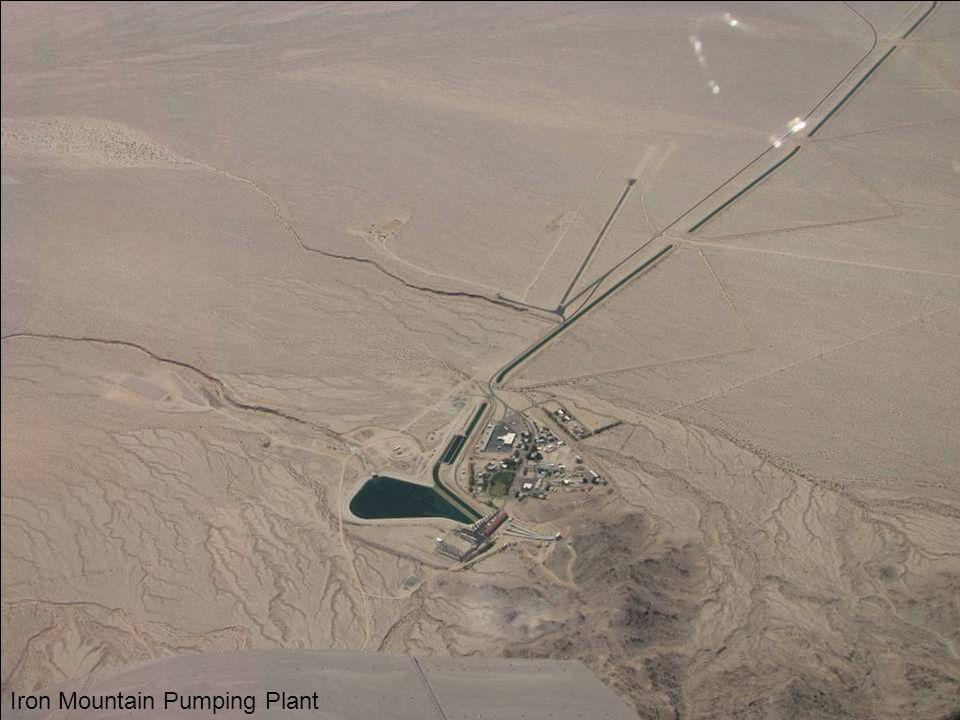 Iron Mountain Pumping Plant