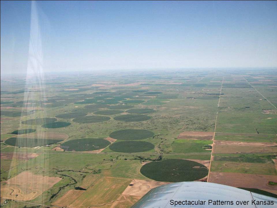 Spectacular Patterns over Kansas