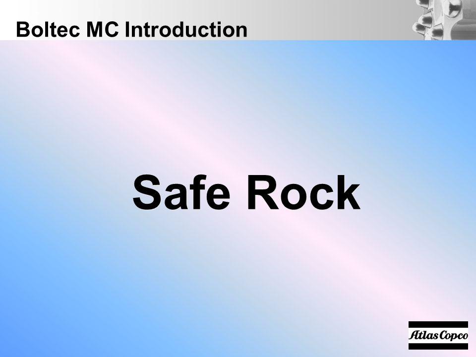 Boltec MC Introduction Safe Rock
