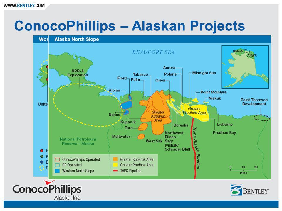 ConocoPhillips – Alaskan Projects