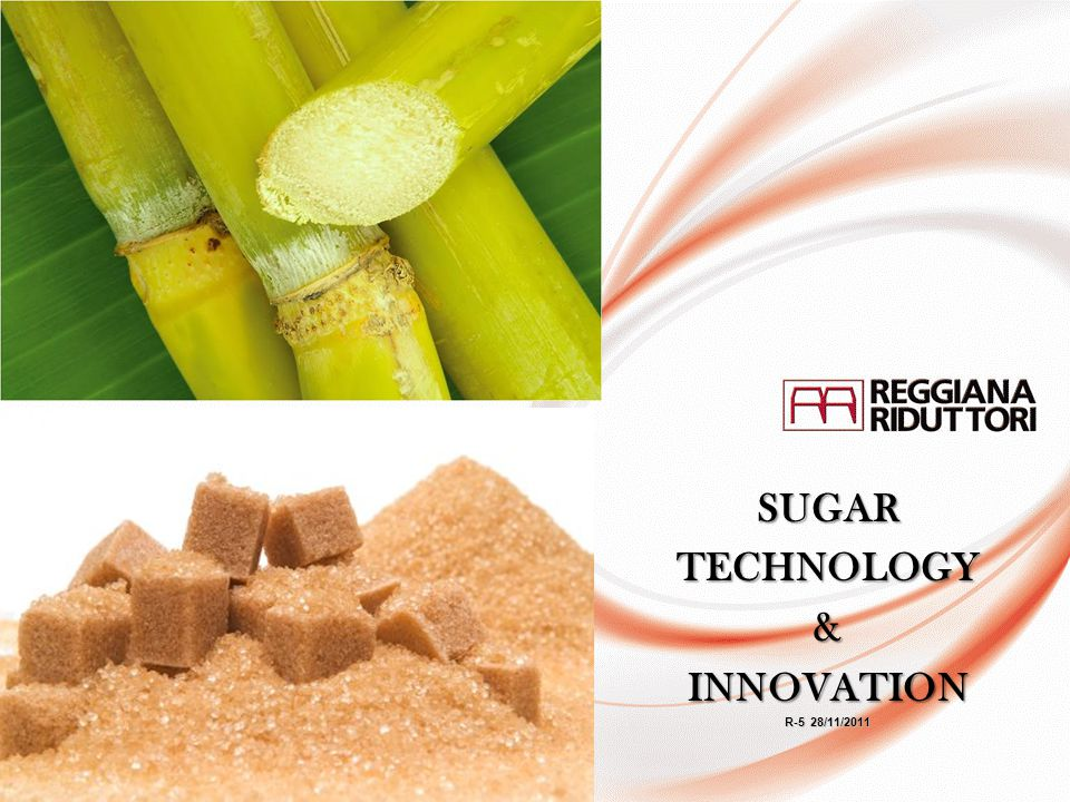 SUGARTECHNOLOGY&INNOVATION R-5 28/11/2011
