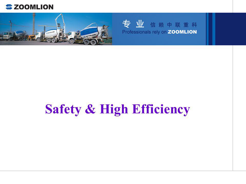 Zoomlion TC Series Tower Crane