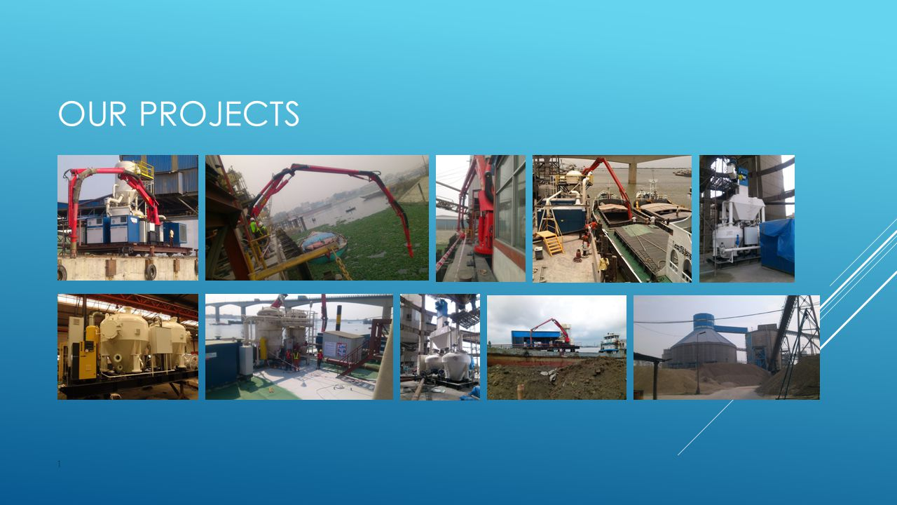OUR PROJECTS 1