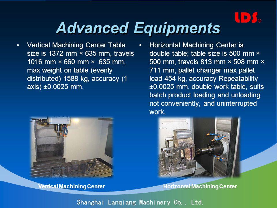 LDS ® Shanghai Lanqiang Machinery Co., Ltd.