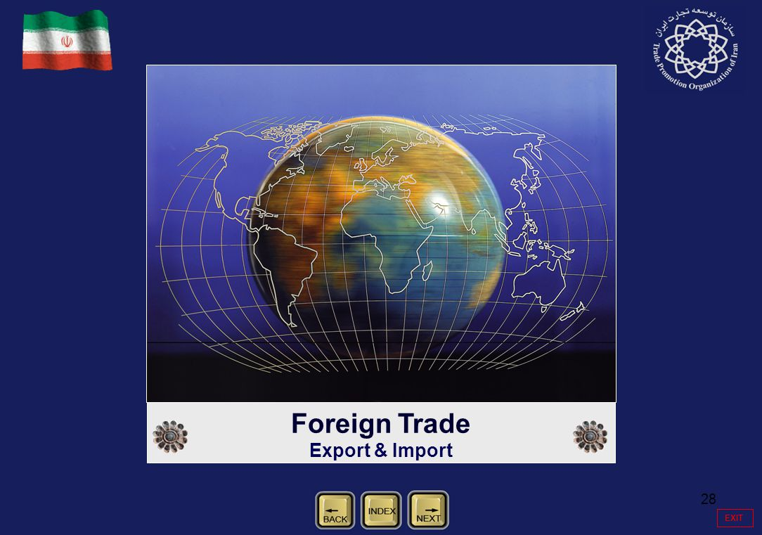 28 Foreign Trade Export & Import EXIT