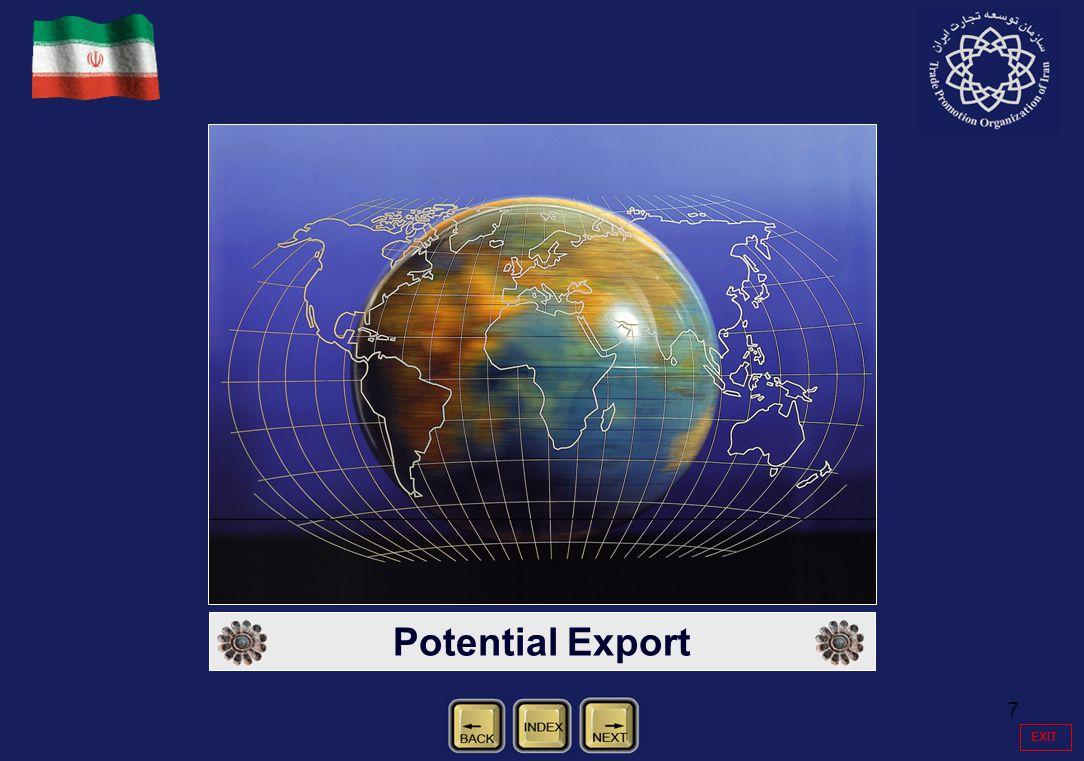 7 Potential Export EXIT