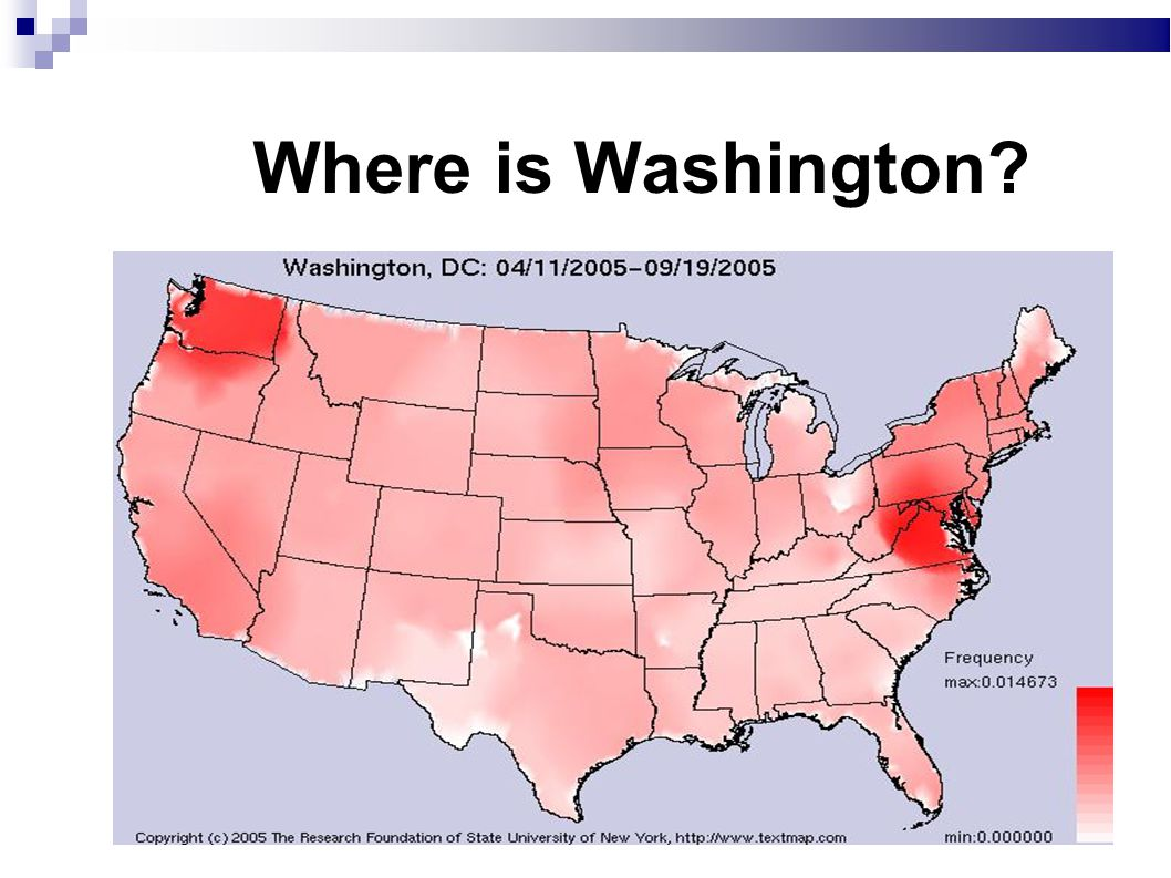 Where is Washington