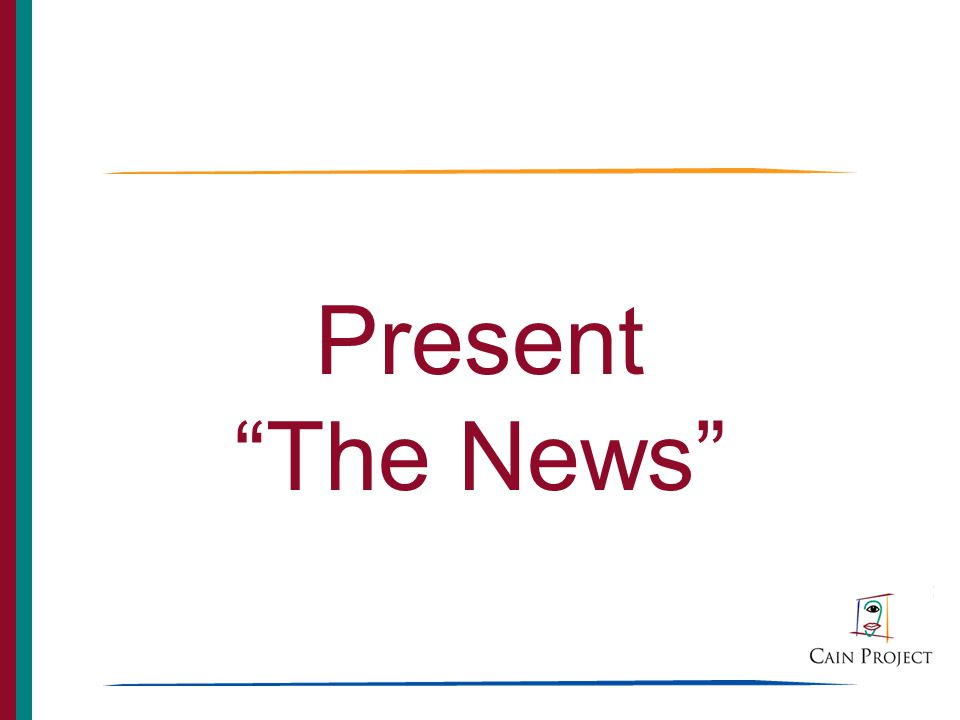 Present The News