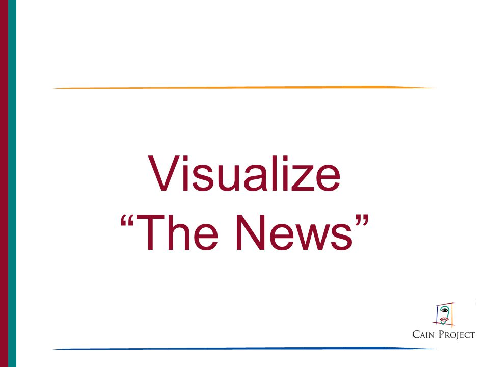 Visualize The News