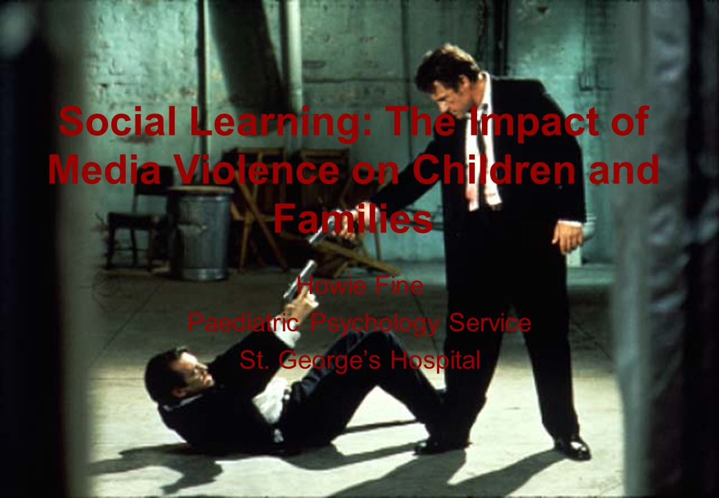 12 Discussion point Discuss the relationship between watching television and real-world violent behavior.