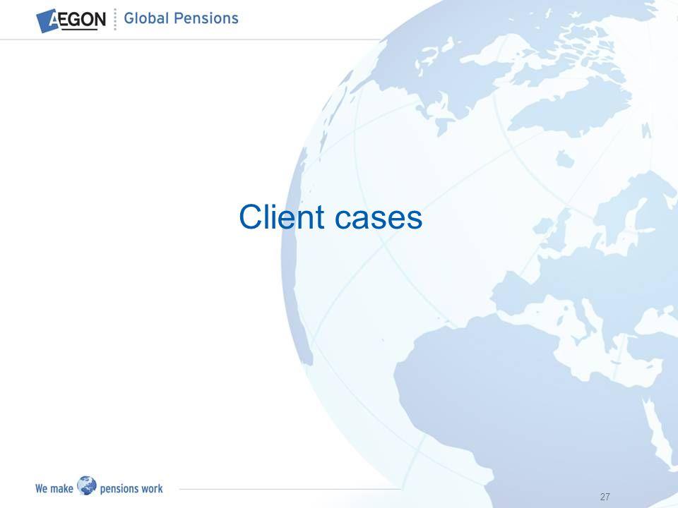 27 Client cases