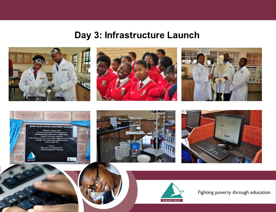 Day 3: Infrastructure Launch