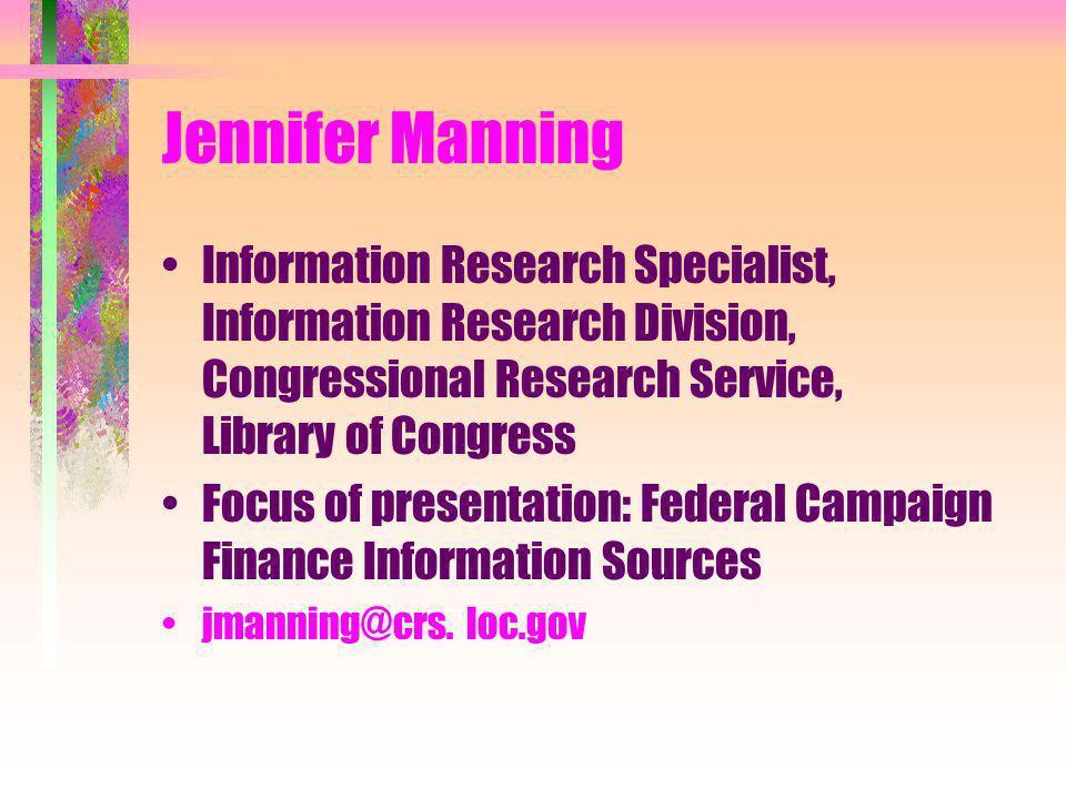 Monica Bernowski Political Researcher, New York Times, Washington D.C.