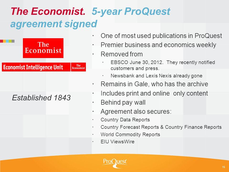 The Economist.