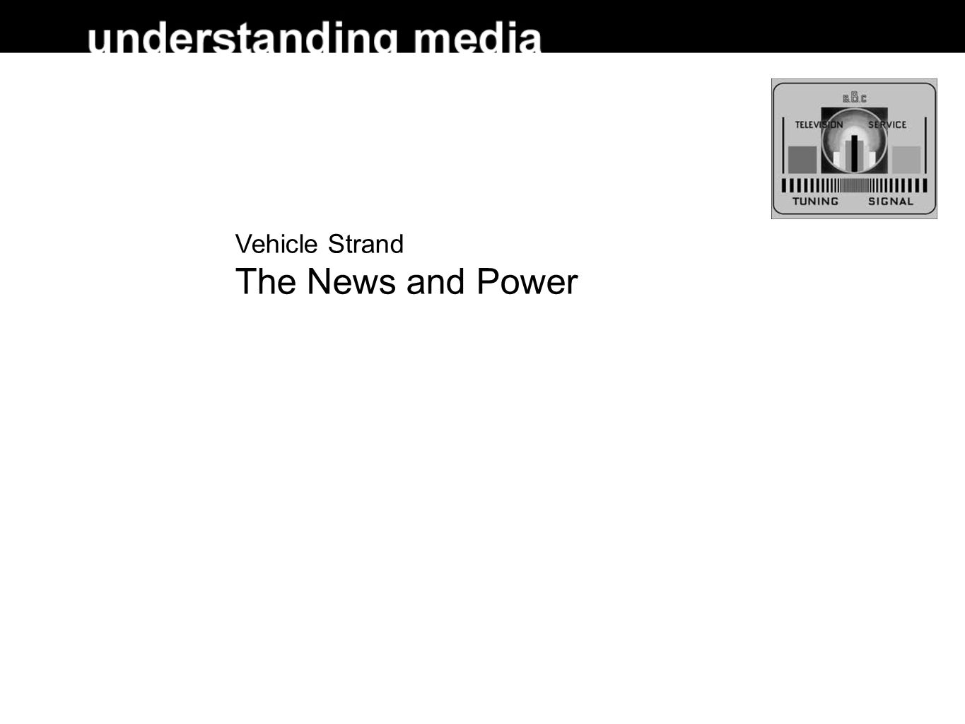 Vehicle Strand The News and Power