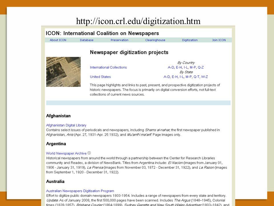 http://icon.crl.edu/digitization.htm