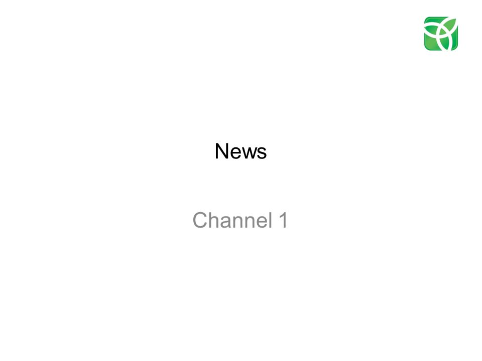 News Channel 1