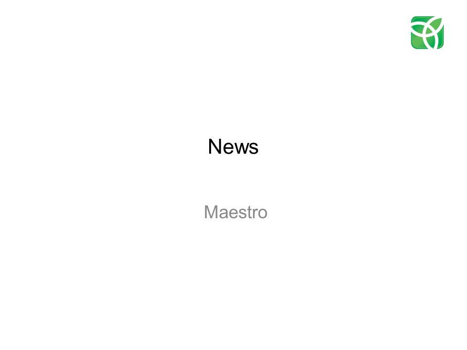 News Maestro