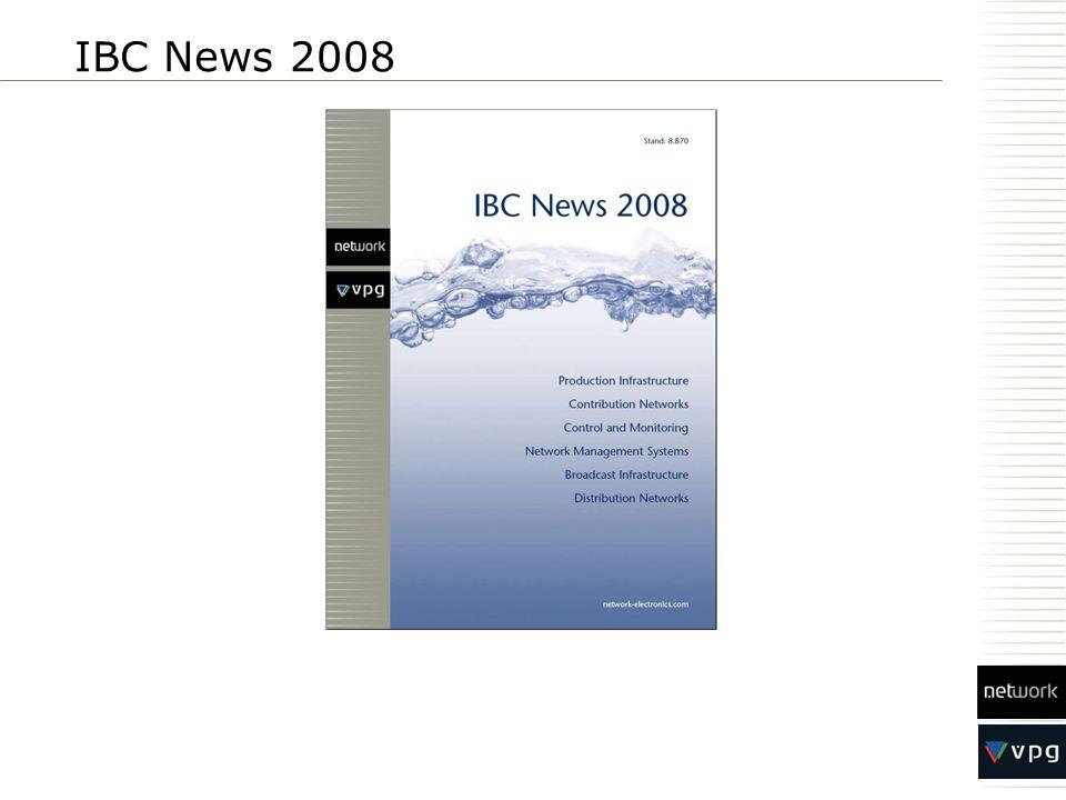 IBC News 2008