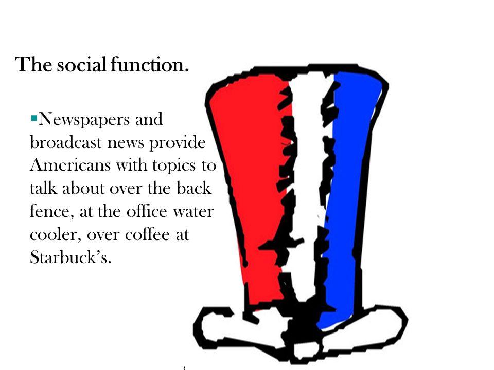 The economic function.
