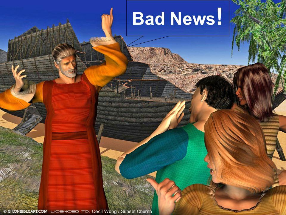 Bad News !