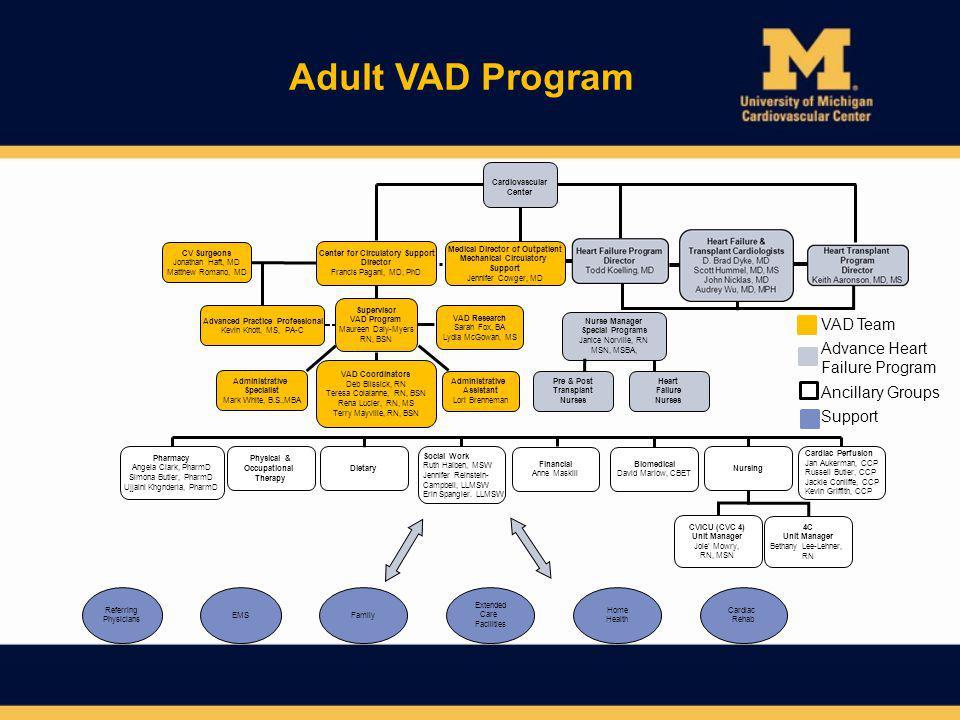 Program History 1996:Program established under the direction of Dr.