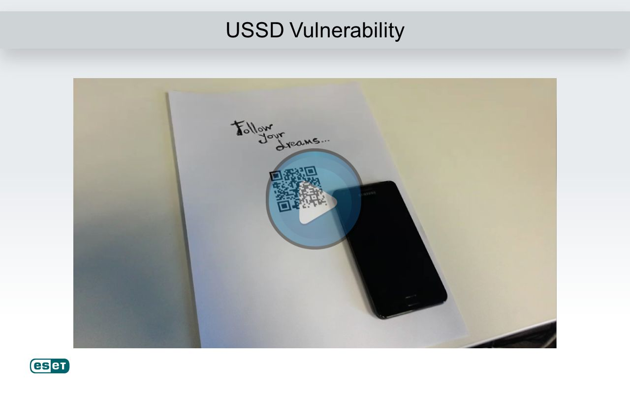 USSD Vulnerability