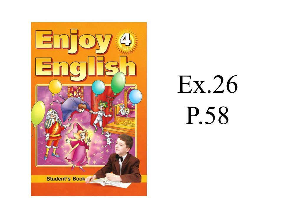 Ex.26 P.58