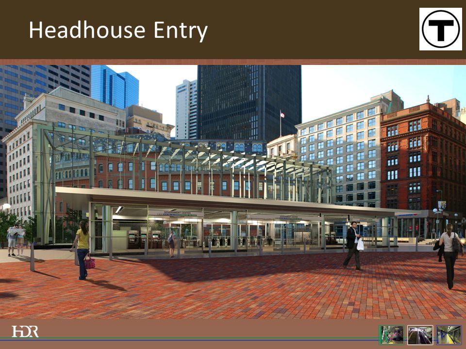 Headhouse Entry