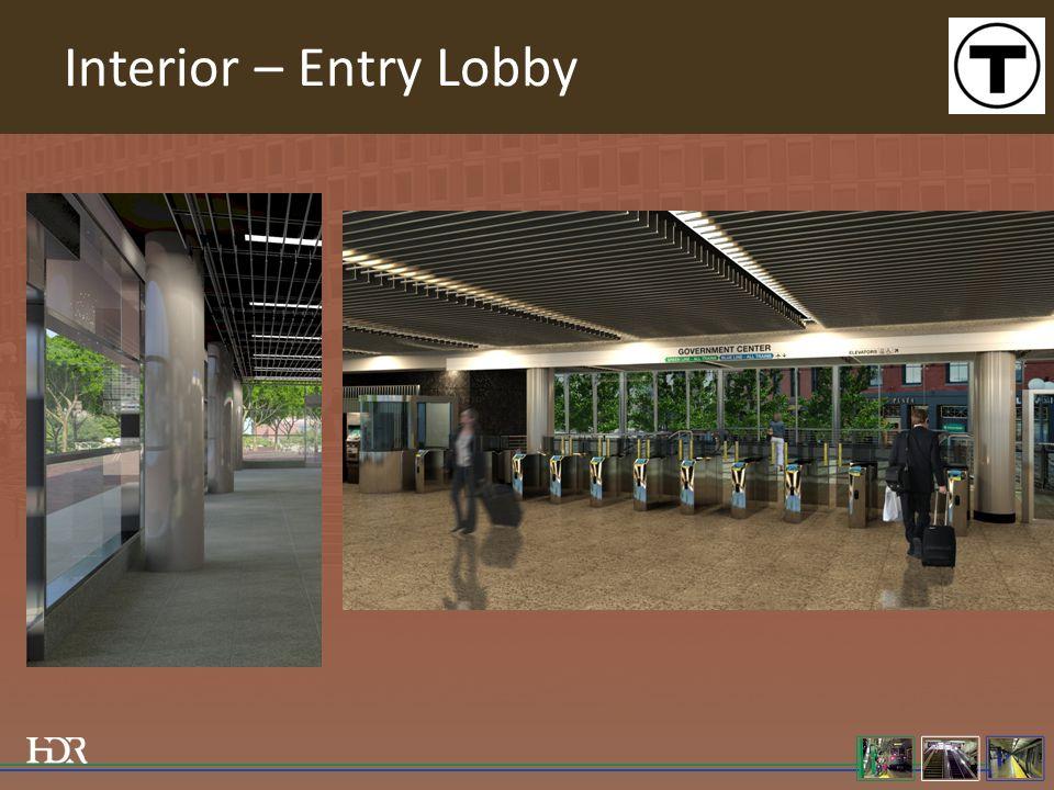 Interior – Entry Lobby