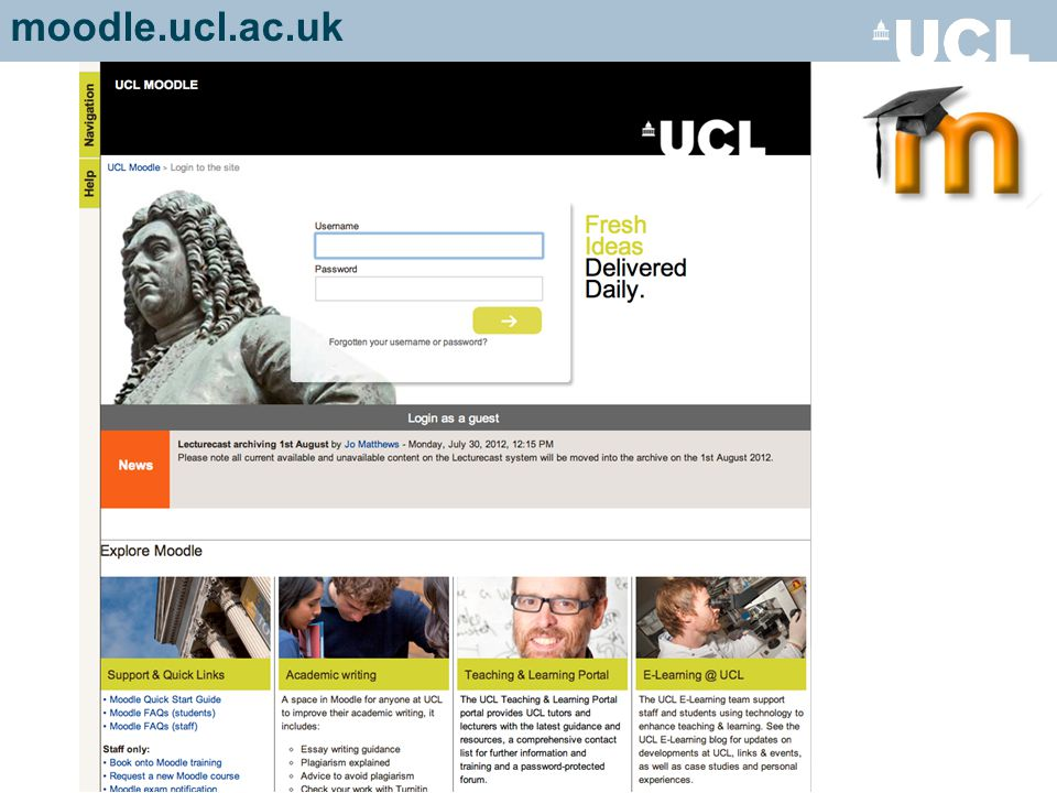 moodle.ucl.ac.uk