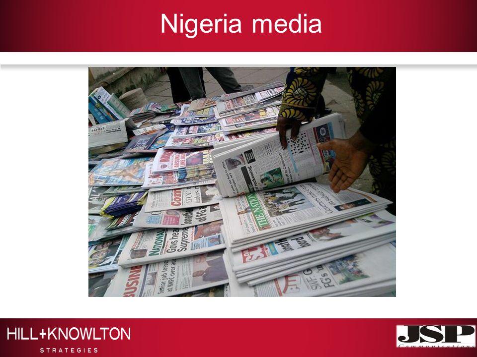 Nigeria media