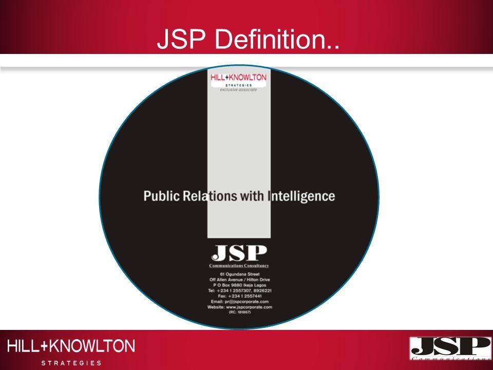 JSP Definition..