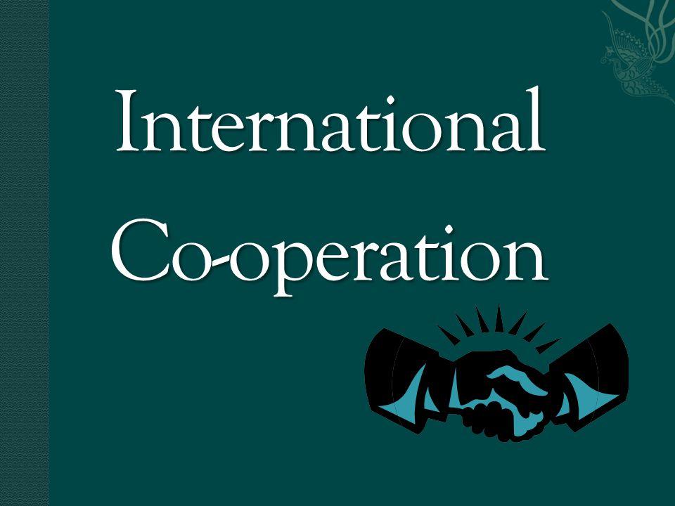 InternationalCo-operation