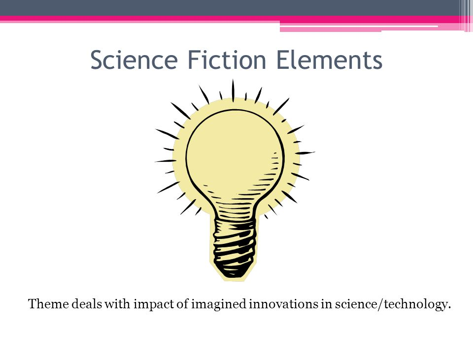 Science Fiction Elements Impossible to deem all equal and control all through governmental powers.