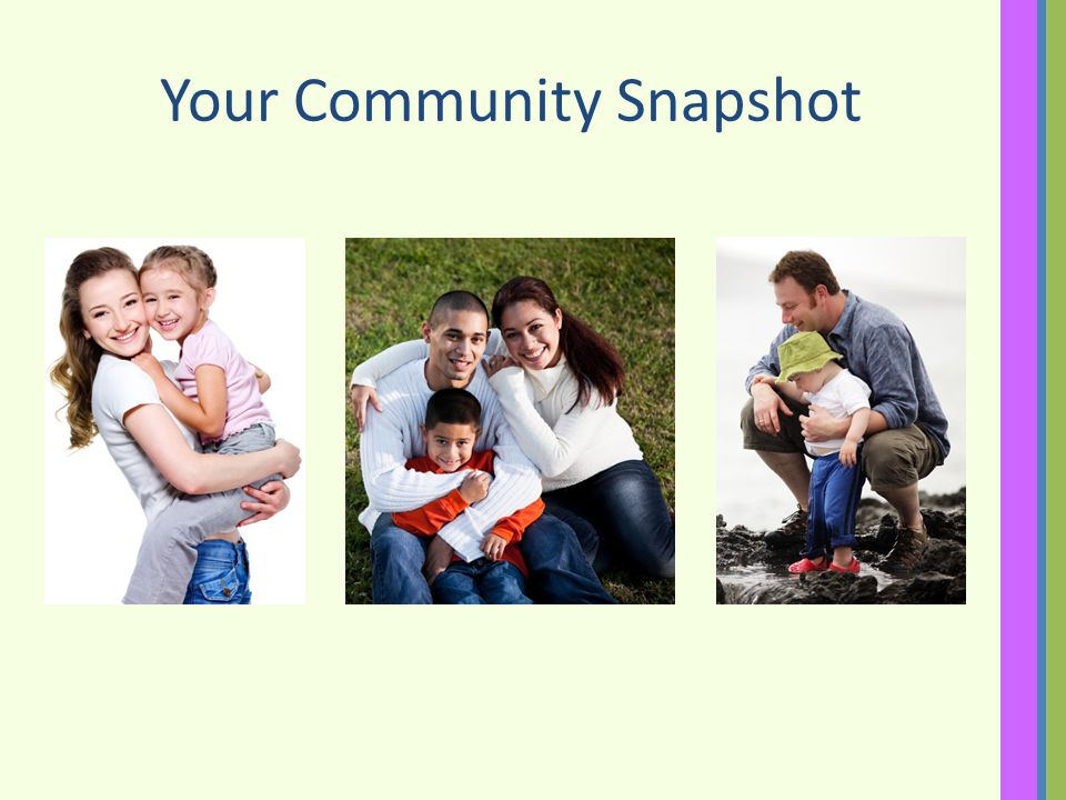 Your Community Snapshot