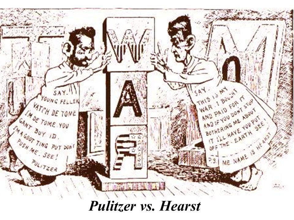 Pulitzer vs. Hearst