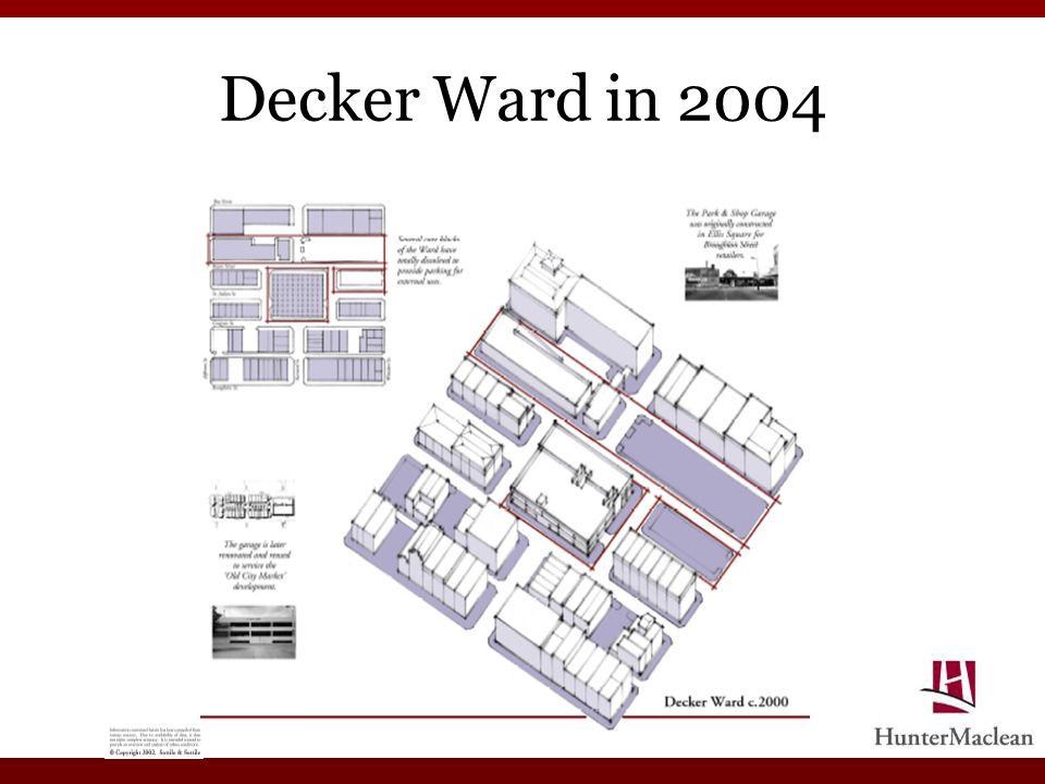 Decker Ward in 2004